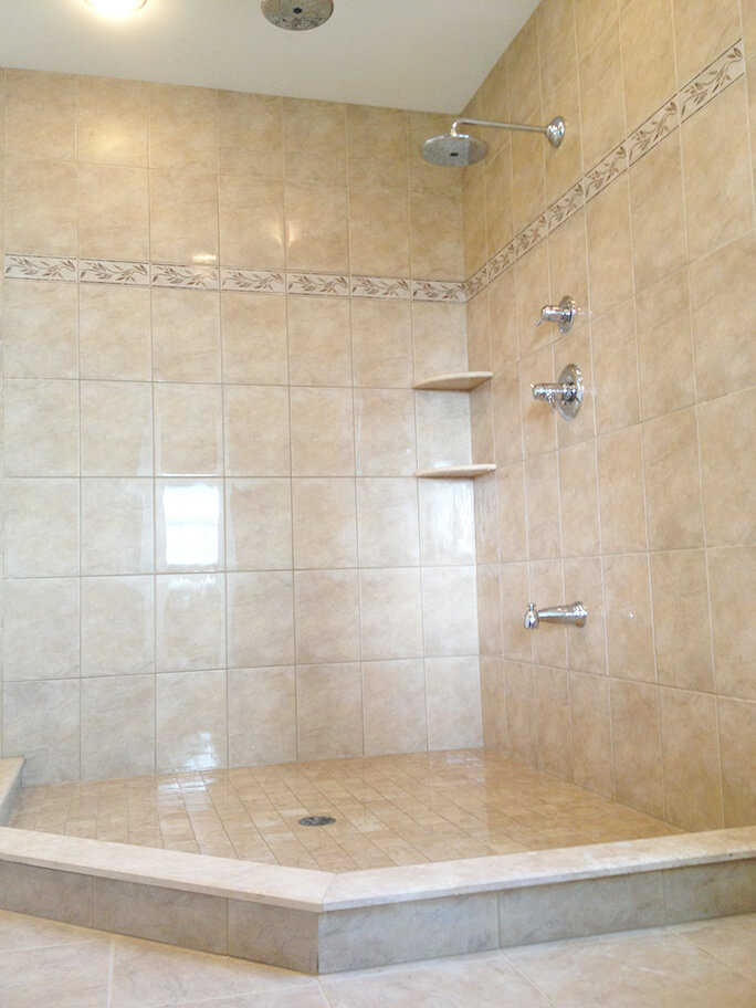 general contractor bathroom remodeling tile carroll county md